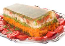 Homemade Vegetable Terrine