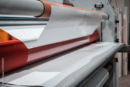 Fotografie, Obraz  High quality professional printing facility in Europe, Italy