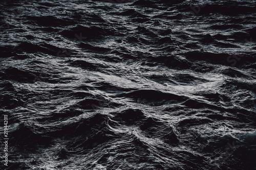 Fotografie, Obraz  Ocean Abstract