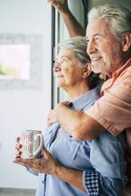 Beautiful Aged Caucasian Coupl...
