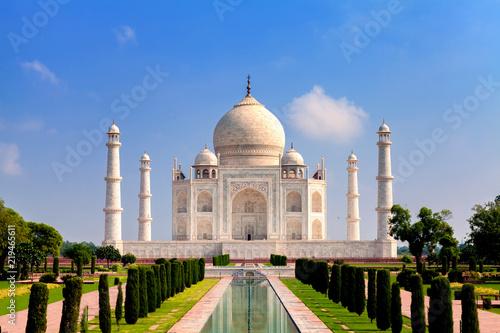 Papiers peints Con. ancienne Taj Mahal Agra