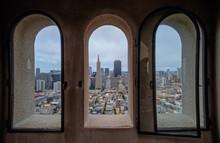 Skyline Of San Francisco Viewe...