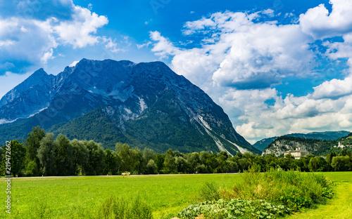 Recess Fitting Mountains Bezirk Liezen