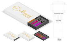 Paper Box Shape For Lipsticks ...