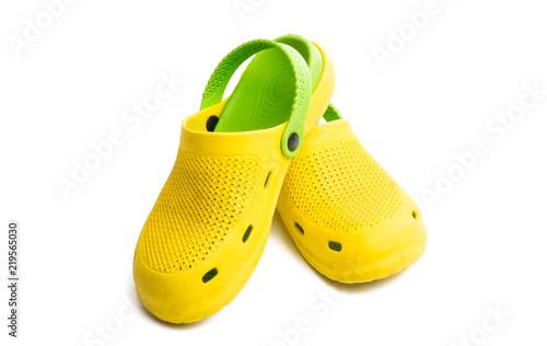 Crocs isolated