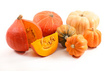 Selection Of Pumpkin