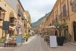 Rue piétonne de Sicile