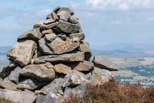 Rock Stack (Cairn) Ilkley Moor