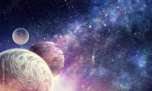 Naklejki kosmos  kosmiczna-odyseja