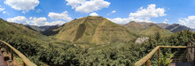 Summer Mountains In Lesotho, S...
