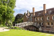 Mathematical Bridge, Cambridge
