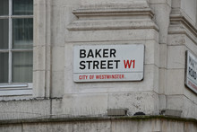 Baker Street Zeichen
