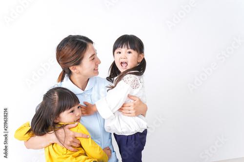 Fotografia  保育園で遊ぶ子ども
