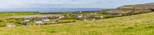 Panorama Of Farms In Fanore Vi...