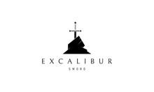 Excalibur Vector Logo Image