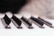 Eyelash Extension Procedure. W...