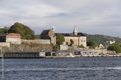Photo  Oslo - Citadelle d'Akershus