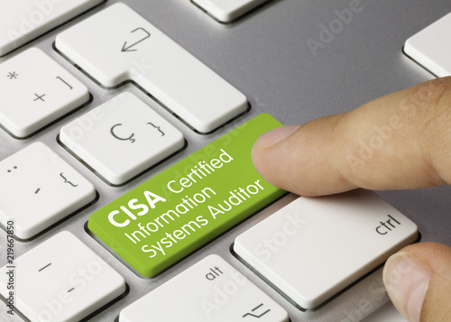 CISA Certified Information Systems Auditor