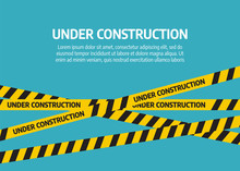 Under Construction Website Pag...
