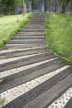 Steps Up Hill