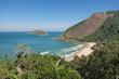 The paradisiac summer beach - Praia paradisíaca de verão