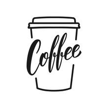 Coffee. Coffee To Go Oconcept ...