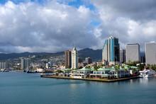 Honolulu Cruise Port - Aloha T...