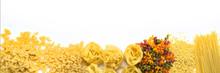 Italian Pasta Of Various Kinds...