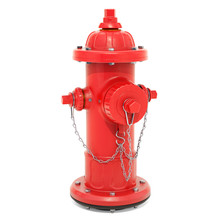 Fire Hydrant, 3D Rendering