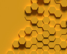 Abstract  Bee Hive Background ...
