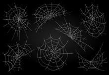 Vector Cobweb. Spider Web For ...