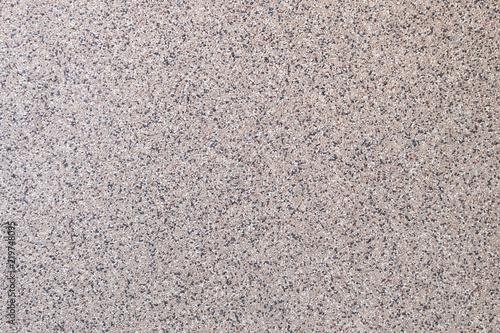 Fotografie, Obraz  Decorative acrylic mosaic plaster texture on wall outside