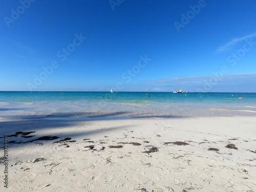Staande foto Caraïben Mar dei caraibi