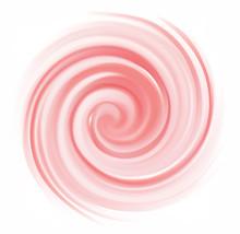 Abstract Vector Spiral Background Crimson Colour