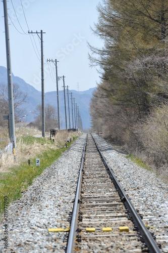 線路(単線・ストレート)