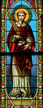 Saint Stephen,stain Glass