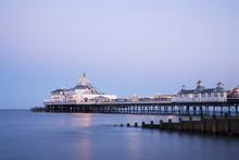 Eastbourne Pier At Twilight