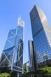 Hong Kong Office Blocks