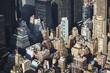 View of magnificent metropolitan city