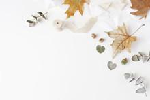 Fall Creative Styled Compositi...