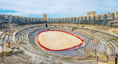 Fotografia Arles Amphitheatre, France