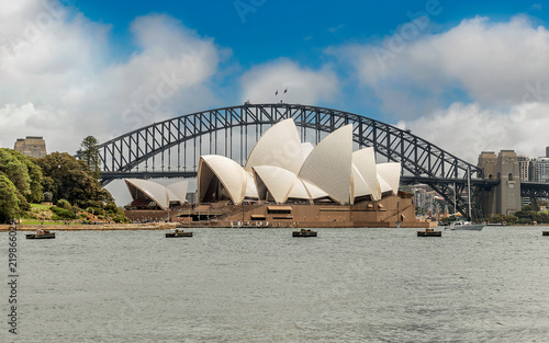 Photo Stands Sydney Sydney Opera House, Australia
