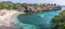 Curacao Views In The Caribb...