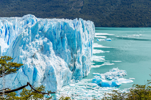 Perito moreno Argentine glacier glace iceberg Patagonie