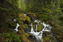 Oregon's Watson Falls
