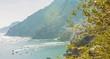 Beautiful Tropical Destination Location View Dream Holiday Vacation Getaway Sea