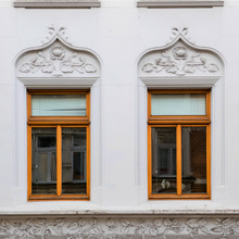 Germany Thuringen, Two Windows...
