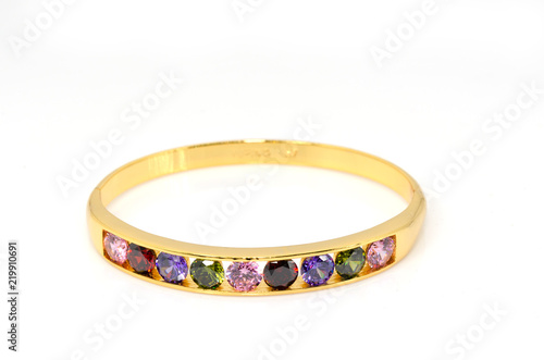 Fotografía  Fashion jewelry bracelets