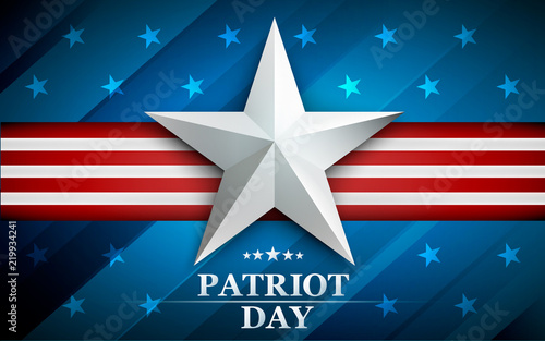 Papel de parede  Patriot day