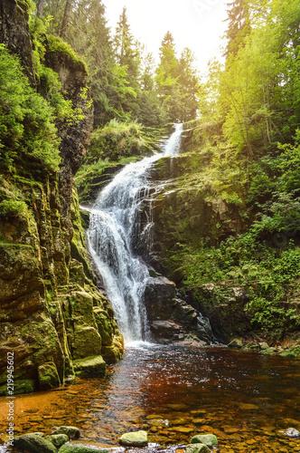 Kamienczyk Waterfall/Karkonosze/Poland © ptk78